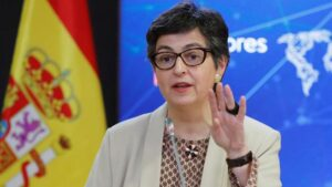 Least Diplomatic Foreign Minister To Manage Worst Migration Crisis With Morocco
