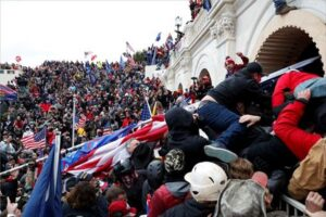 US Lower House Approves Commission Creation To Investigate Capitol Assault