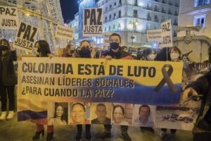 A Man Related To Death Of Social Leaders Arrested In Colombia