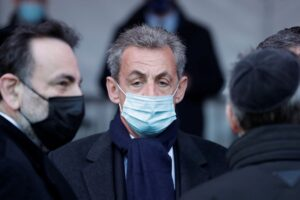 Sarkozy Sits On Bench Again Accused Of Illegal Campaign Finance