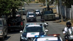 They Assassinate Three Directors Of A Prison In Mexico