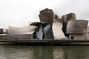 The Line Of Ingenuity At The Guggenheim Bilbao