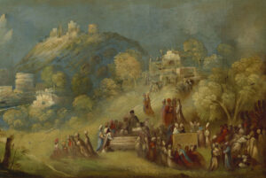 Washington National Gallery Acquires A Rediscovered Painting By Dosso Dossi