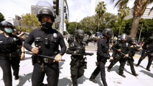 Los Angeles Police Receive Orders To Collect Social Media Information From Detained Civilians